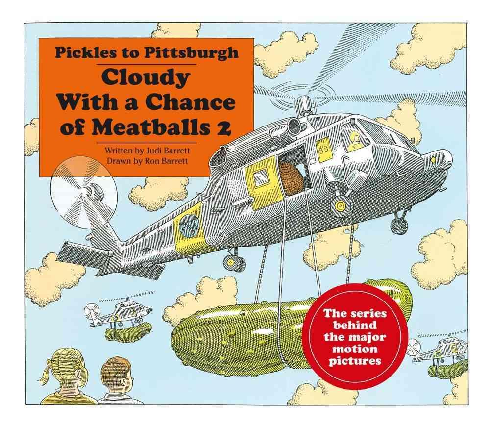 Pickles to Pittsburgh By Barrett, Judi/ Barrett, Ron (EDT)/ Barrett, Ron (ILT)